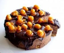 Recipe Chocolate Chestnut Cheesecake by Thermomix in Australia - Recipe of category Desserts & sweets