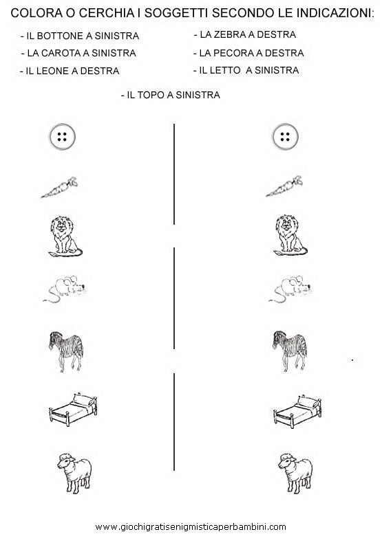 colora_g giochi di orientamento spaziale per bambini