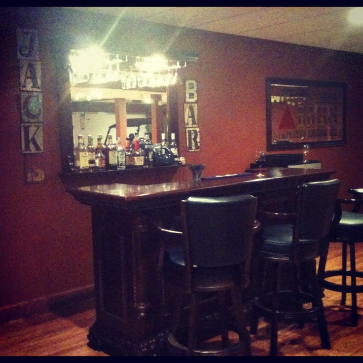 22 Best Images About Basement Bar/game Room Ideas On
