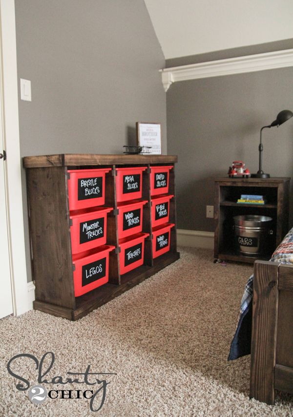 best 25 tote storage ideas on pinterest diy garage. Black Bedroom Furniture Sets. Home Design Ideas