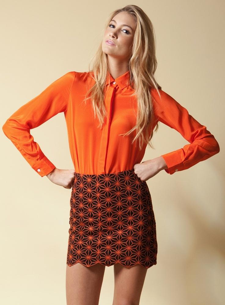Elliatt High Noon Shirt - Gosh Celebrity Fashion Online