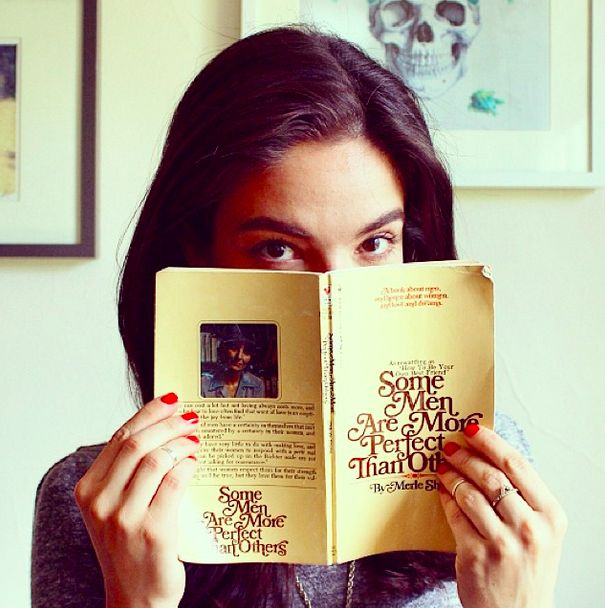 A CUP OF JO: Caroline's five favorite books