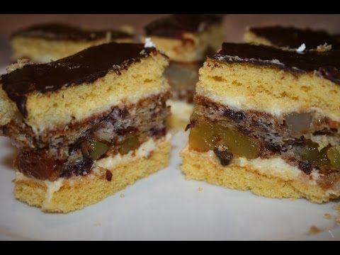 Prăjitură Maramureșanca - YouTube