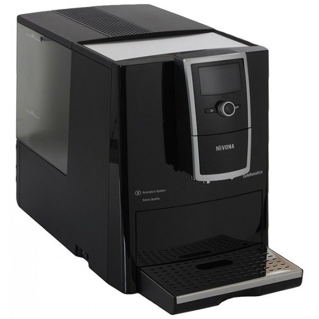 Nivona CafeRomatica 830 - helautomatisk espressomaskin