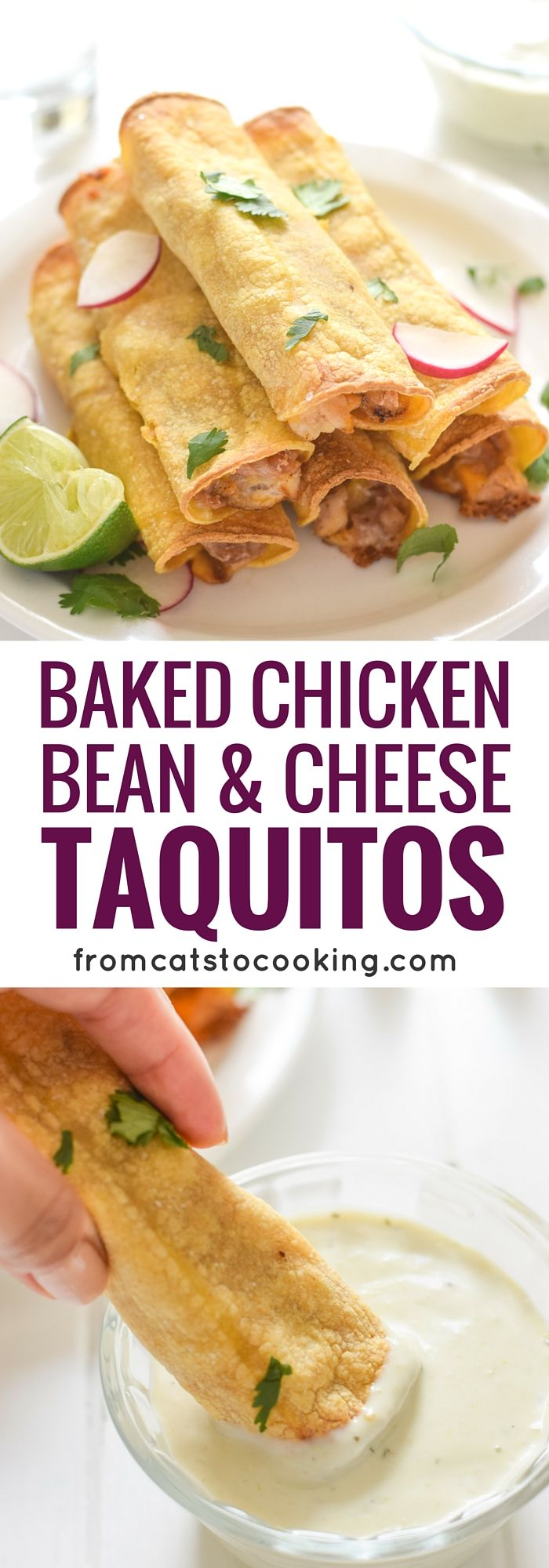 If you're looking for an easy, freezer-friendly meal, look no further than these Baked Chicken, Bean