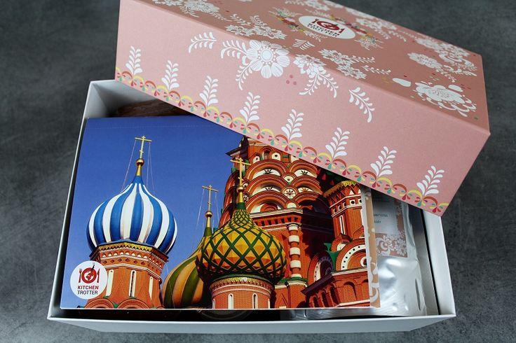 Le test de décembre nous fait partir en Russie avec Kitchen Trotter !