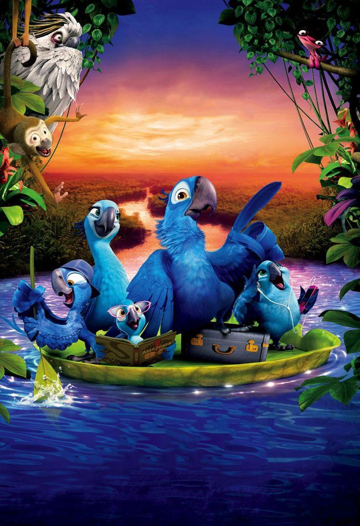 ★ РИО 3 (#рио3 #рио) — ожидаемый голливудский мультфильм, продолжение истории голубых попугаев ара, последних представителей этого вида на планете. Название мультфильма тесно связано с бразильским городом Рио-де-Жанейро, где и происходят основные события. Подробнее - http://relbox.ru/multfilmy/rio-3.html