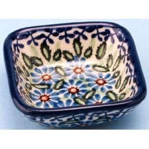 Polish pottery bowl.