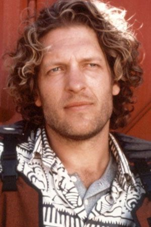 Clancy Brown. My dad will never see him as anything but as Krugan and Mr. Krabs.