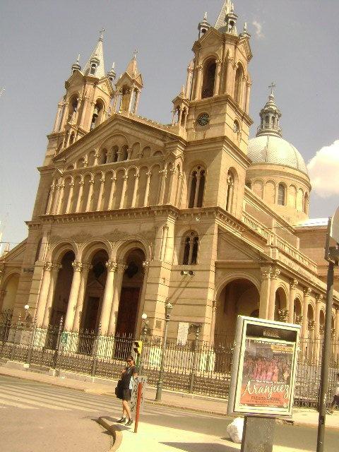 Catedral. La Rioja. Argentina
