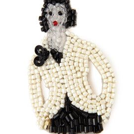 Marianne Batlle - Brooch