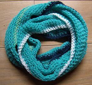 Einen Loop-Schal in Rekordzeit häkeln - auch für Ungeübte
