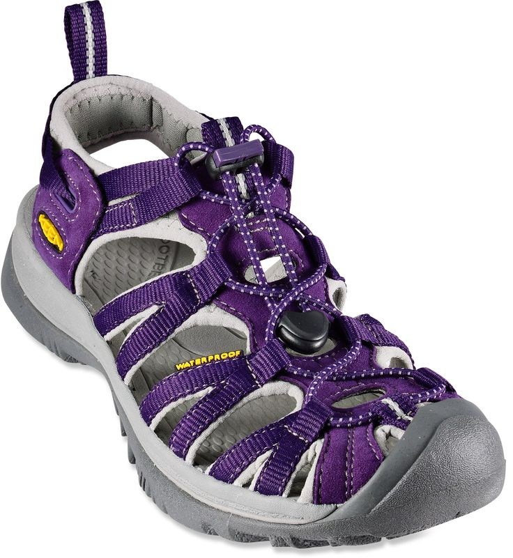 Keen Whisper Sandals - Women's at REI.com - good for water sports
