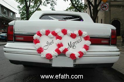 1000 ideas about wedding car decorations on pinterest wedding cars just married and weddings - Just married decorations for car ...