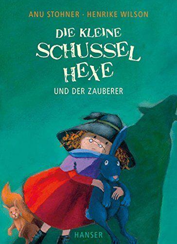 Die kleine Schusselhexe und der Zauberer von Anu Stohner https://www.amazon.de/dp/3446243003/ref=cm_sw_r_pi_dp_HErExb1NB0K2K