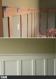 die besten 25+ wandpaneele holz ideen auf pinterest | innenraum ... - Wandpaneele Küche Holzoptik