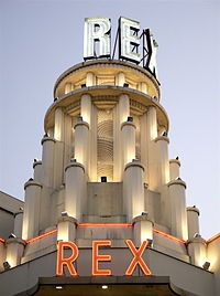 See a private projection at Le Grand Rex - Paris most famous movie theatre
