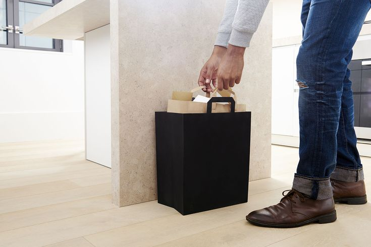 RE.BIN is the stylish alternative to the traditional recycling bin