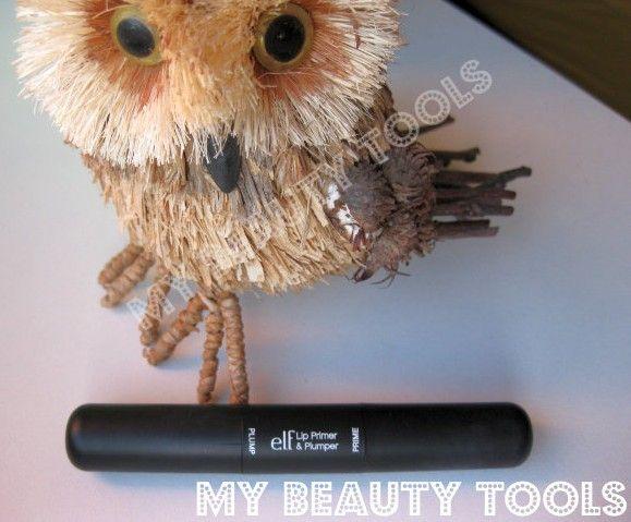 Elf Lip Primer & Plumper #elf #lips Benefit High Beam #benefit #highlighter http://mybeautytools.blogspot.it/2013/04/elf-lip-primer-plumper.html