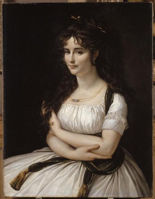 Madame Pasteur, Antoine-Jean Gros, 1795-96