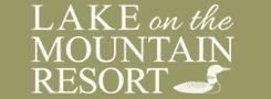 Lake on the Mountain Resort Logo