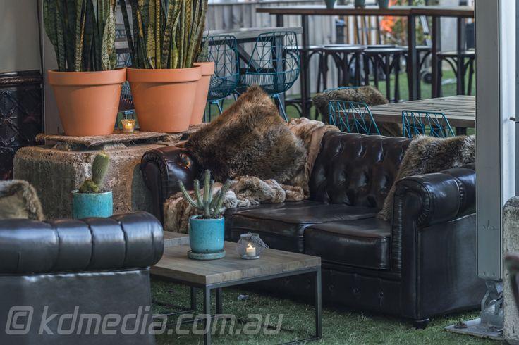 Southbank Brisbane - Regional Flavours - Hunting Club Tent