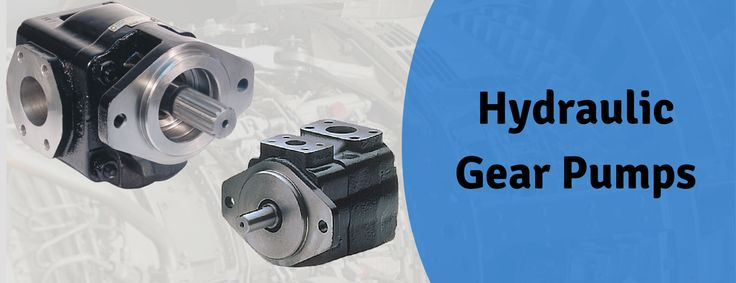 Aerospace industry with #hydraulicgearpumps