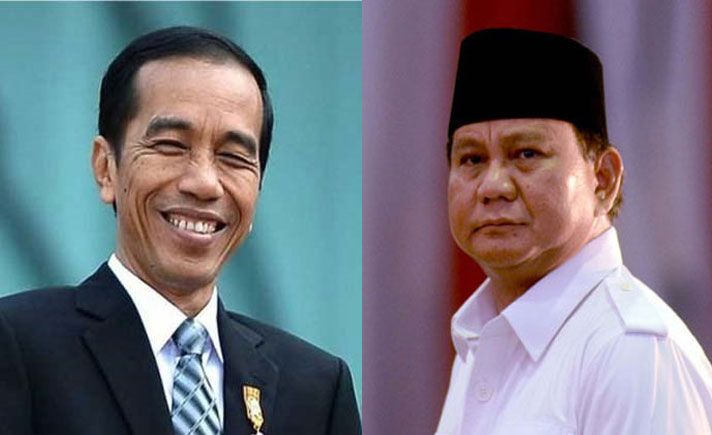 Hasil survei SMRC Jabar di menangkan oleh Jokowi. Ini pertama kalinya Jokowi mengungguli Prabowo sejak Pilpres 2014.