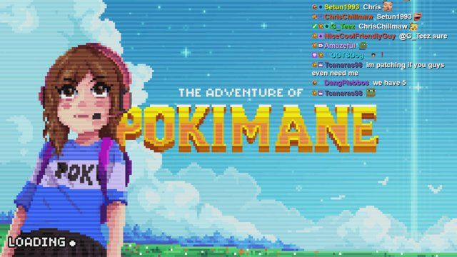 New video posted by pokimane on Twitch: Céline LaCroix