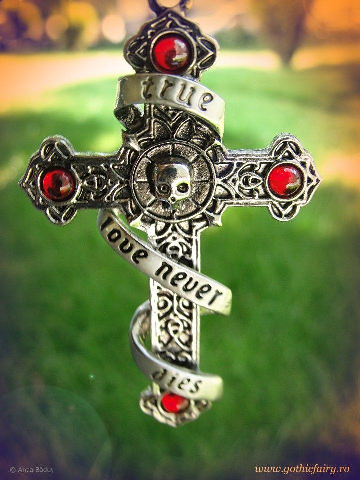 Pandantiv cruce celtică Infinitas