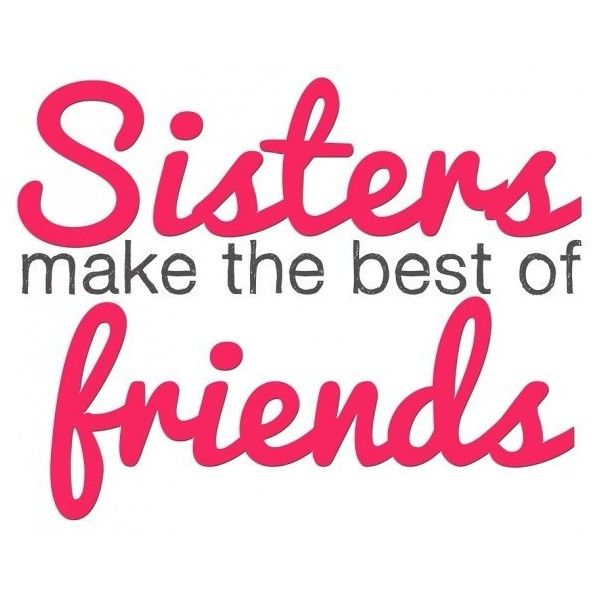 17 Best Sister Love Quotes On Pinterest