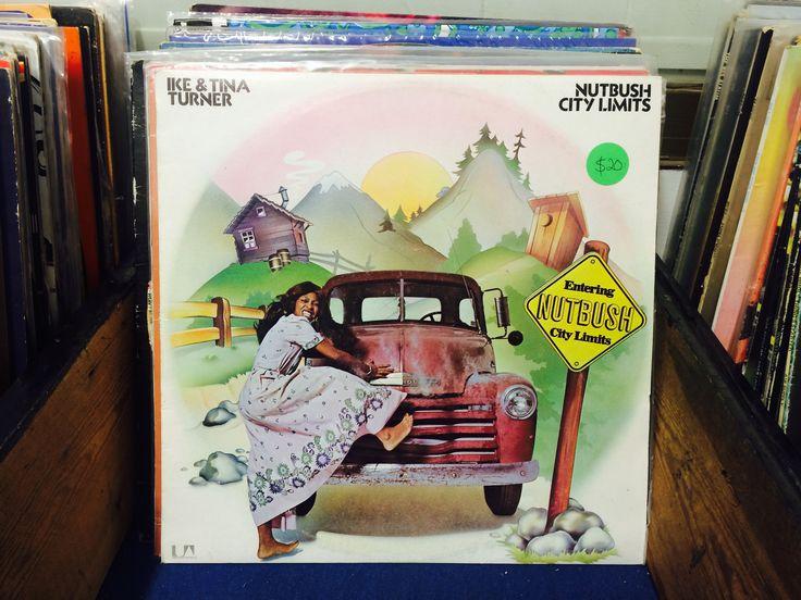 Ike & Tina Turner, Entering Nut bush city limits, vintage/retro Lp/Vinyl  $20.    Our Facebook page https://www.facebook.com/Whatever-at-Willunga-118129198383581/timeline/