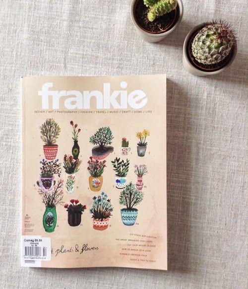 Frankie Magazine: Issue 54 (plants)