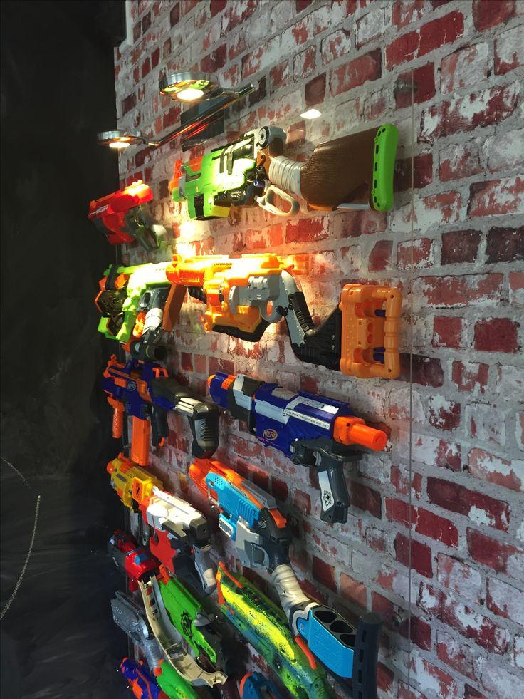 Best 25 Nerf Gun Storage Ideas On Pinterest Nerf