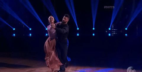 New trendy GIF/ Giphy. dancing with the stars abc dwts amber rose silhouette ballroom dancing. Let like/ repin/ follow @cutephonecases