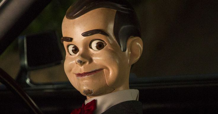 'Goosebumps' Slappy the Dummy Has a Dare for Movieweb Fans -- R.L. Stine's iconic ventriloquist dummy sends a special video shoutout to fans of 'Goosebumps'. -- http://movieweb.com/goosebumps-movie-slappy-dummy-video-shoutout/