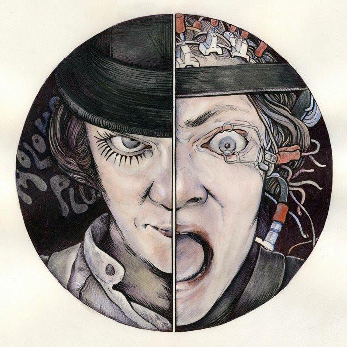 A homenagem de 60 artistas a Stanley Kubrick