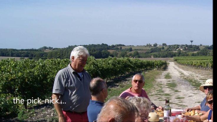 Wine Cognac Tour 2016