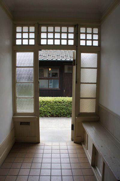 江戸東京たてもの園 (田園調布の家/大川邸)