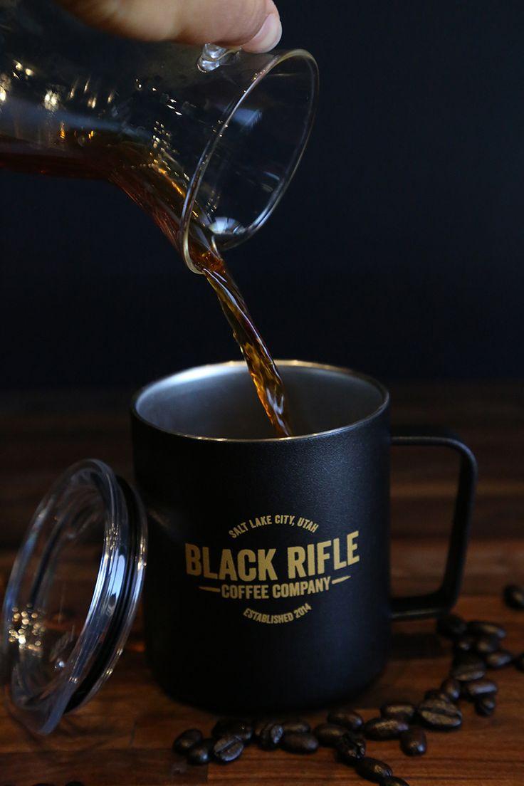$28.99 - Metal BRCC Logo Mugs! BLACK RIFLE COFFEE