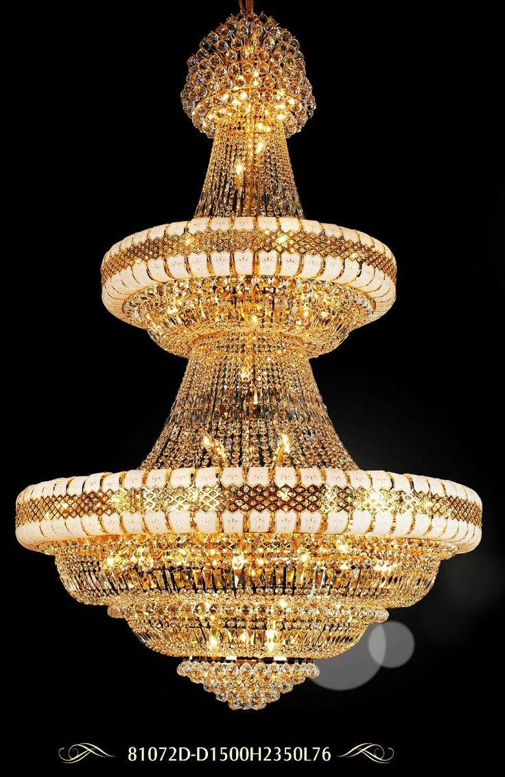 13 best Beautiful Crystal Chandelier images on Pinterest   Crystal ...