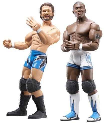 WWE Adrenaline Series 25 Charlie Haas Shelton Benjamin by Jakks. $12.99. Save 63%!