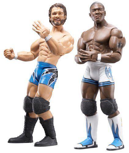 WWE Adrenaline Series 25 Charlie Haas Shelton Benjamin by Jakks. $12.99
