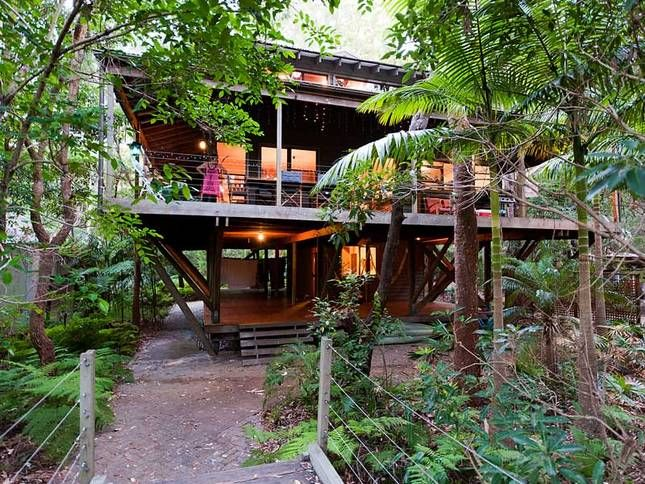 The Tree House | Pearl Beach, NSW | Accommodation