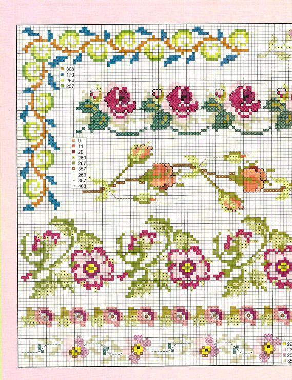 Gallery.ru / Фото #28 - Burda Special-230 цветных мотивов для вышивки крестом - Orlanda