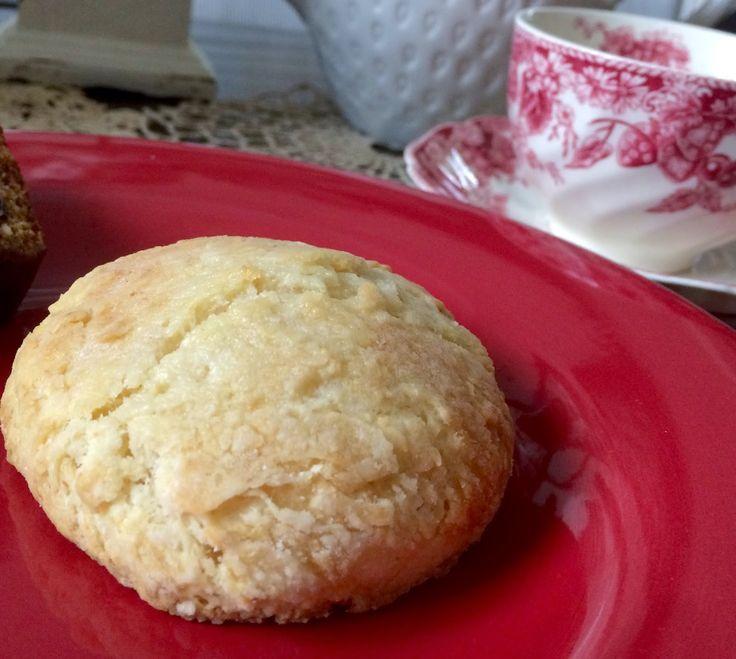 Kitty's Kozy Kitchen: Angel Biscuits