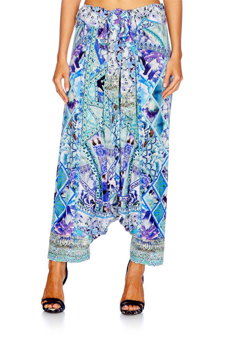 Camilla - The Blue Market / Harem Pants