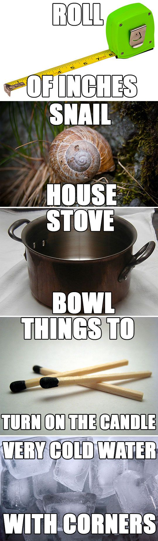 Name a random object, please?