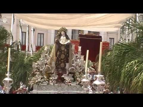 Salida de Teresa de Jesús, en el Corpus Christi de Cádiz | Para vos nací
