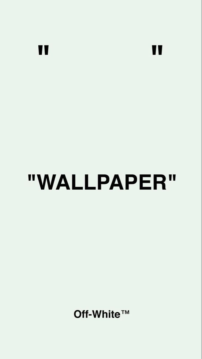 Wallpaper Off White Wallpaper Off White White Wallpaper For Iphone Iphone Wallpaper Off White